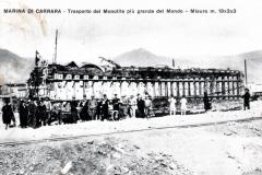 at trasporto del monolite