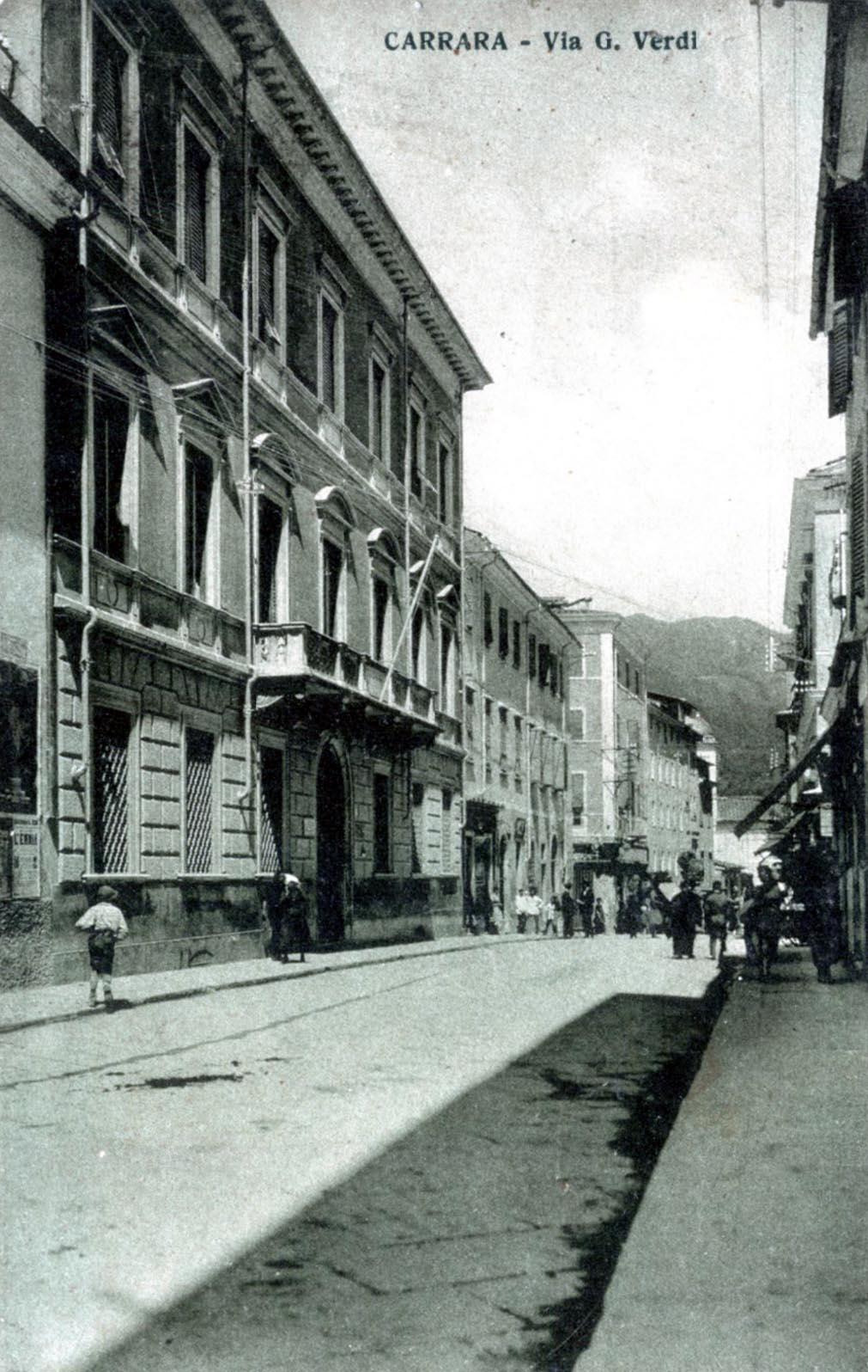 cm via Verdi-ex Banca d'Italia