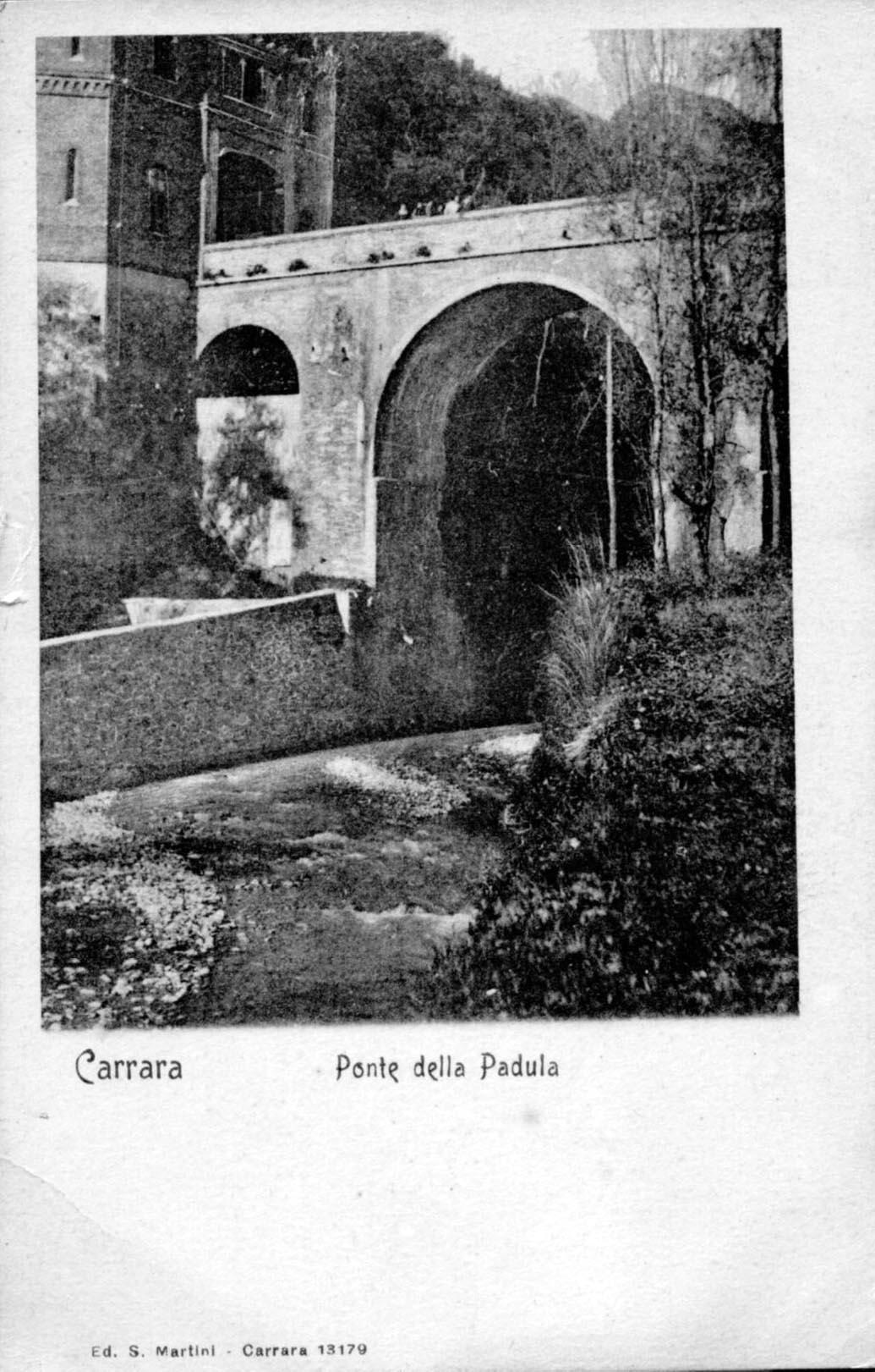 co ponte della padula