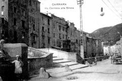 af via Carriona dove la sirena