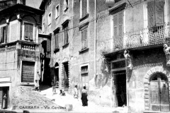 al via Carriona-salita per Grazzano